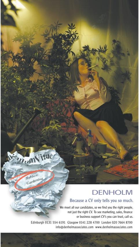 Denholm Recruitment - 'Gardener'